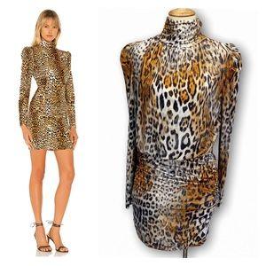 GENERATION LOVE Adeline Leopard Dress *Sample*